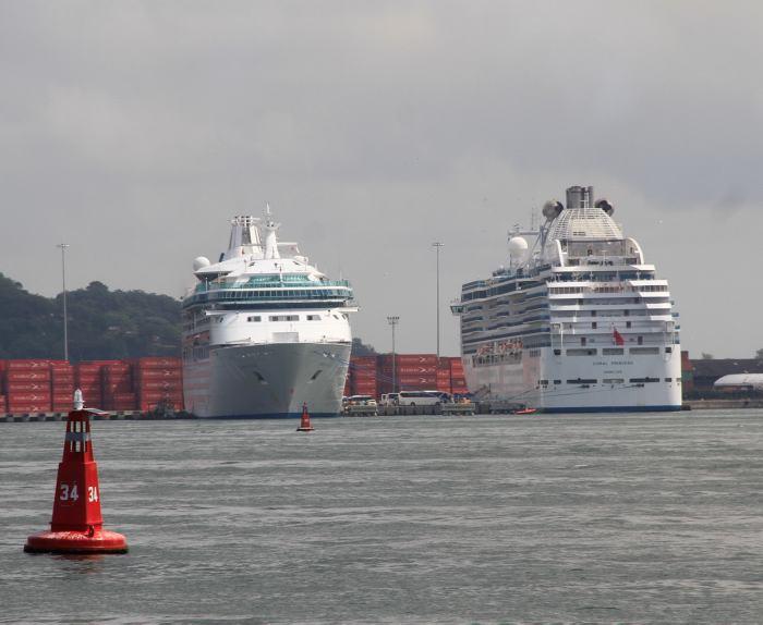 Más de 49 mil personas llegarán este mes a bordo de cruceros a Cartagena