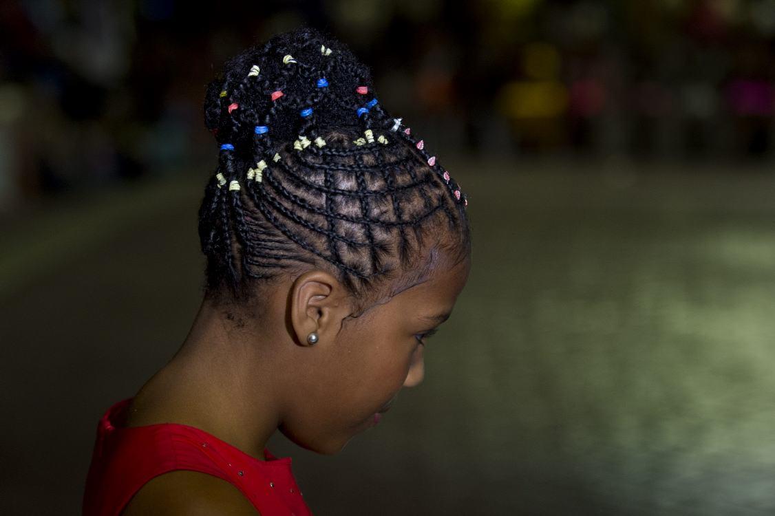 El Pelo Quieto Teje Esperanzas Peinados Afro Trenzas El