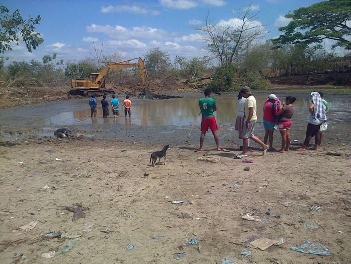 Carsucre rehabilitó represas y jagüeyes en San Juan de Betulia - El Universal - Colombia