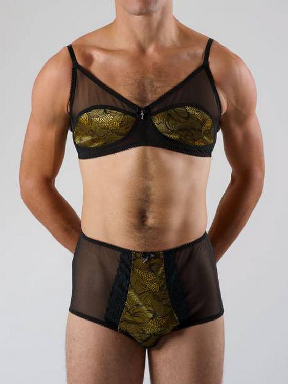 4fc68d79f4 Las prendas son bastante innovadoras comparándolas con las usuales y  aburridas prendas que suelen usar los hombres.    Archivo -  www.hommemystere.com