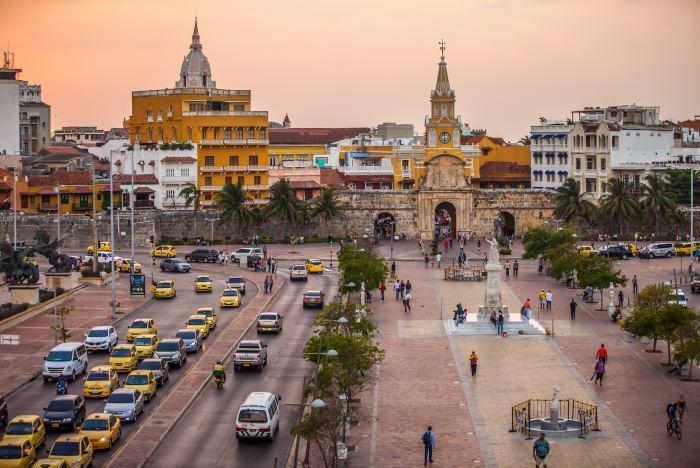 Car Ena De Indias >> A Disfrutar El Puente Festivo En Cartagena De Indias Corporacion