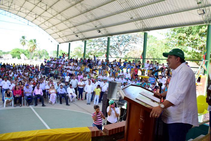 Anuncian construcción de sistema de alcantarillado para Arenal del ... - El Universal - Colombia