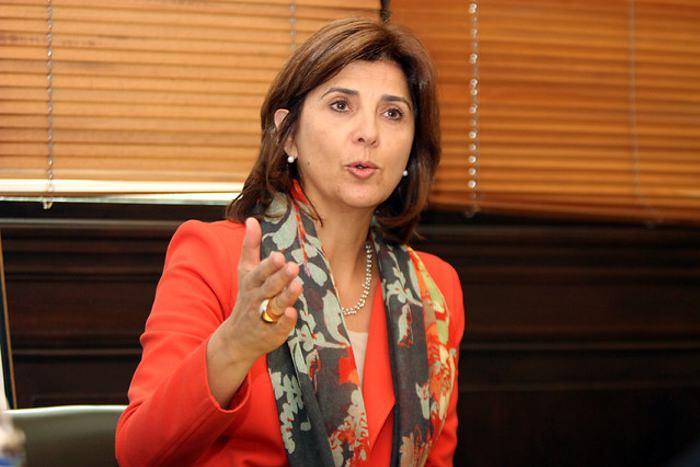 Resultado de imagen para Ministra de Relaciones Exteriores