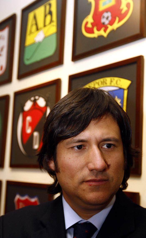 Jose Augusto Cadena Empresario Y Villano Del Futbol Futbol El Universal Cartagena El Universal Cartagena