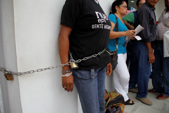 Orígenes de las deficiencias del sistema de salud colombiano