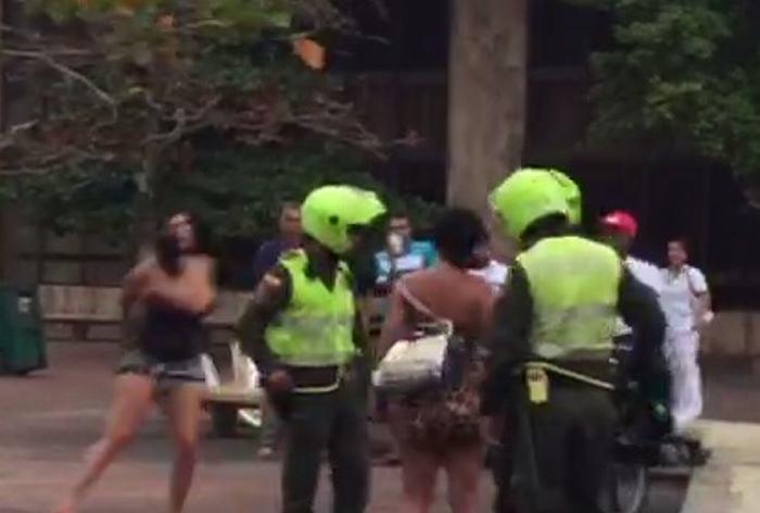 putas colombianas en peru interno