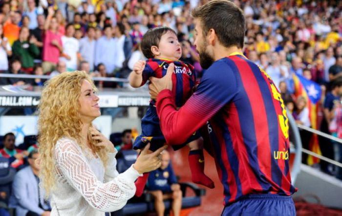 OMG! ¿Gerard Piqué confirmó el tercer embarazo de Shakira?