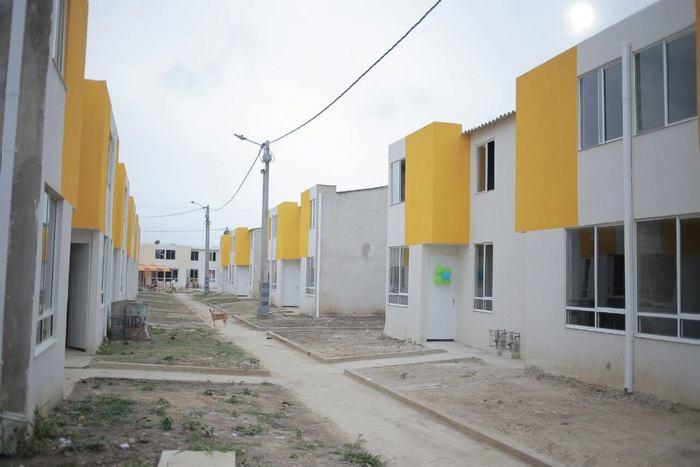 Presidente Santos entregará 400 casas en Ciudad del Bicentenario ...