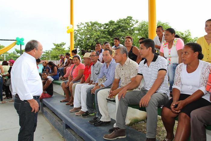 San Jacinto del Cauca expresó sus necesidades al Secretario de Educación - El Universal - Colombia