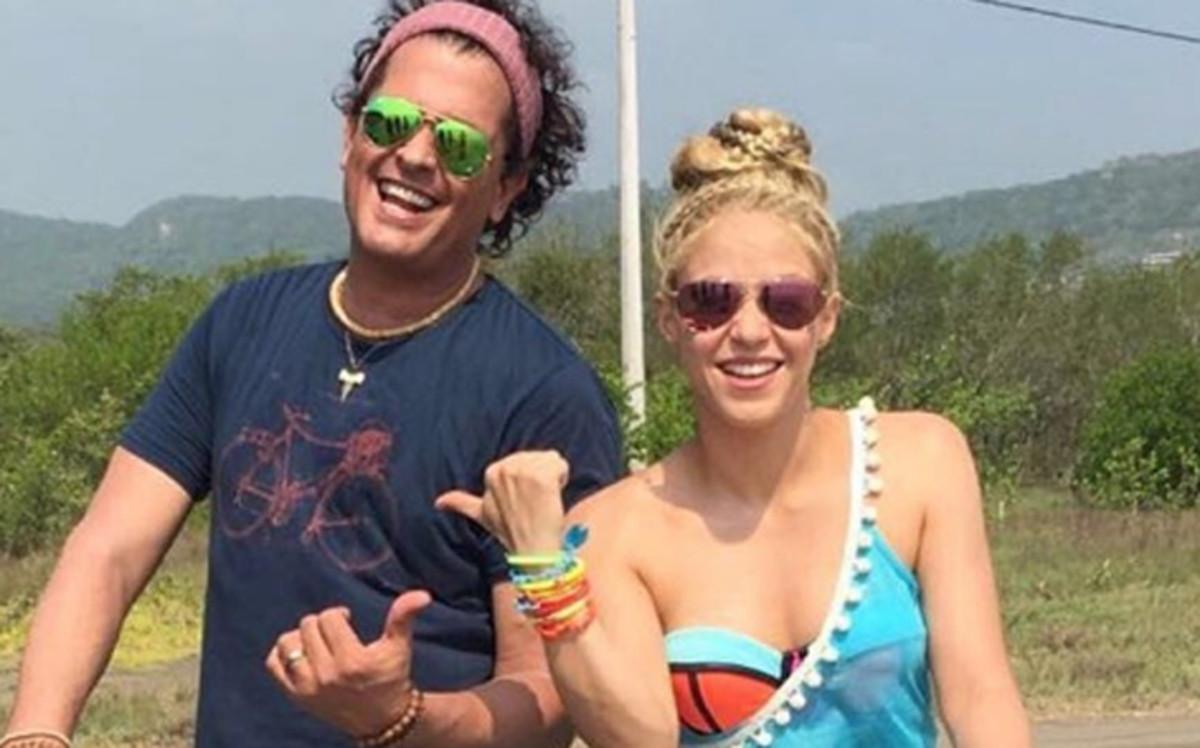 Shakira y Carlos Vives estrenan 'La bicicleta'
