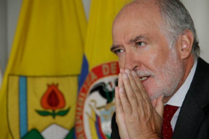 Consejo de Estado confirmó suspensión del gobernador de Caldas Guido Echeverry