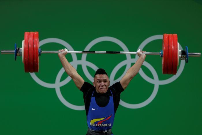 Pesista Artykov es descalificado de Río 2016 por dopaje