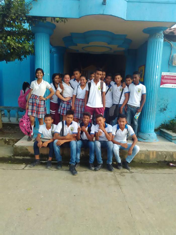 Estudiantes de San Jacinto del Cauca reclaman más docentes - El Universal - Colombia