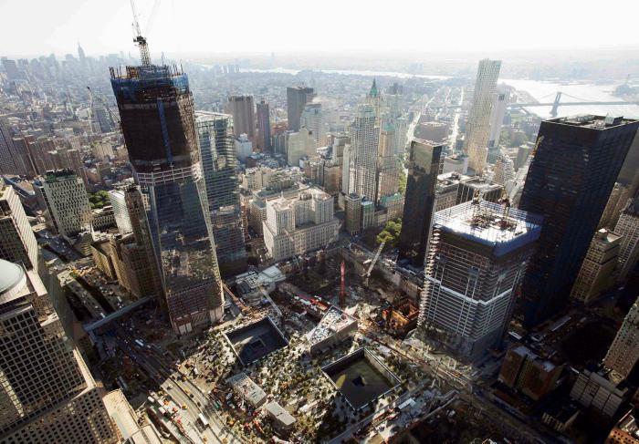 EEUU conmemora 15 años de los atentados del 11-S
