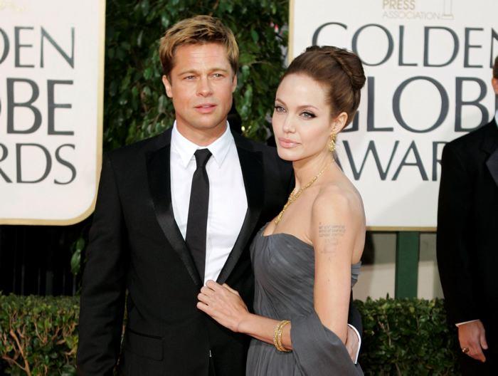 Johnny Depp y Angelina Jolie más unidos que nunca