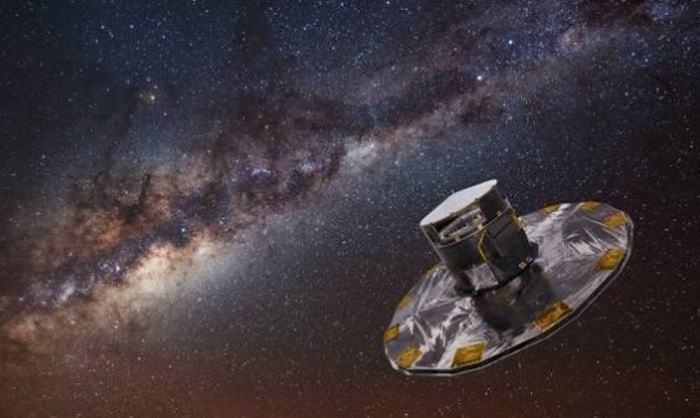 Resultado de imagen de Telescopio Gaia