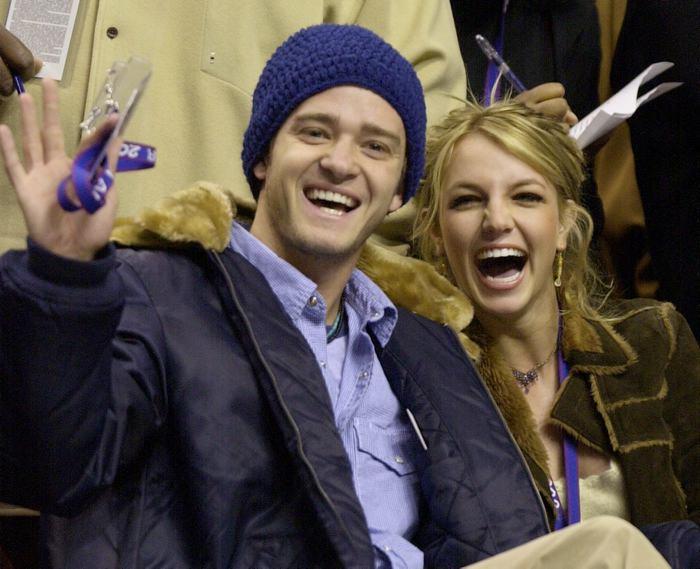 Justin Timberlake está dispuesto a trabajar con Britney Spears