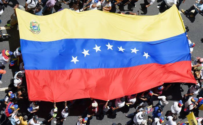 Oposición: más de un millón marchó contra Maduro