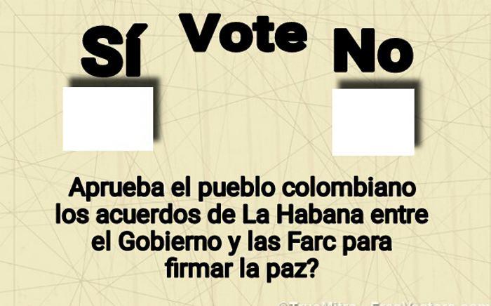 Ley seca por votaciones de Plebiscito de la Paz en Bucaramanga