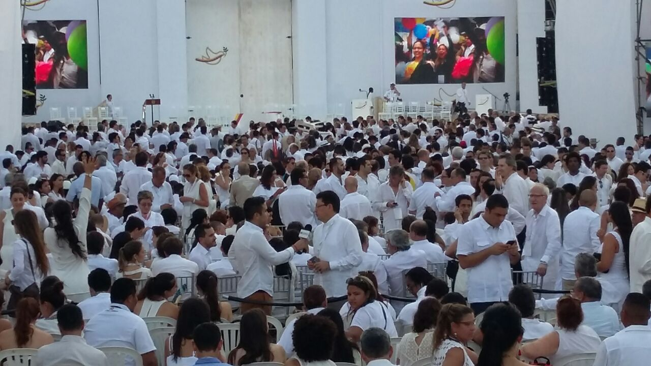 FARC y Gobierno de Colombia firmaron acuerdo de Paz