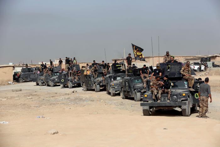 Ejército Iraquí lanza ofensiva estratégica para recuperar Mosul