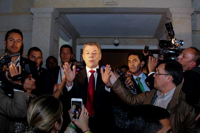 Juan Manuel Santos gana el Premio Nobel de la Paz 2016