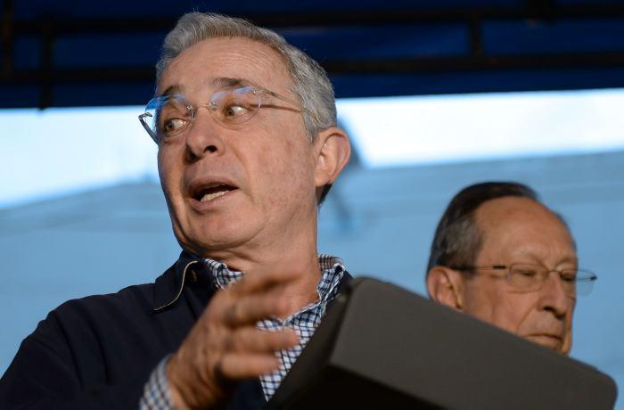 Uribe declarará en audiencia en Miami del juicio de extradición de Arias