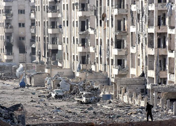 ONU alerta que no habrá comida para distribuir en Alepo