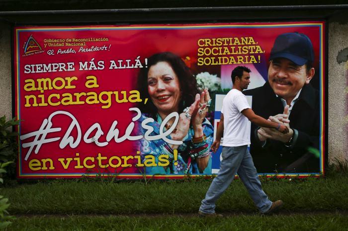 En comicios nicaragüenses 'no hay un solo general yanqui — Ortega