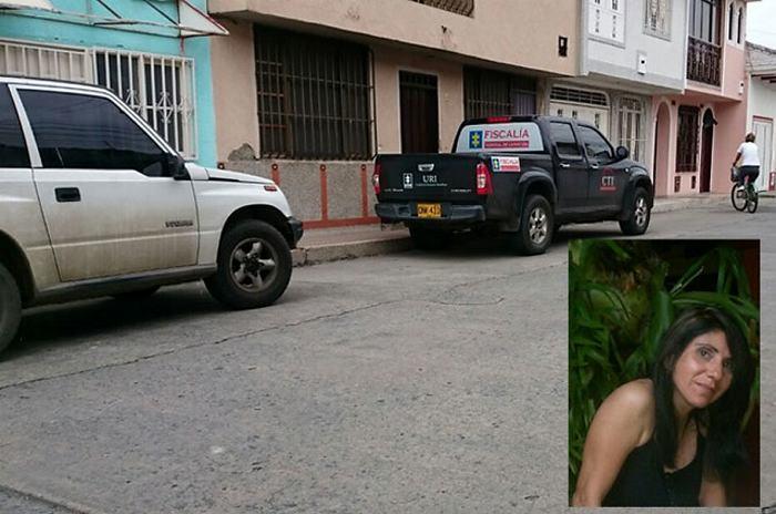 Dora Gálvez fue mordida, quemada y empalada — Escabroso