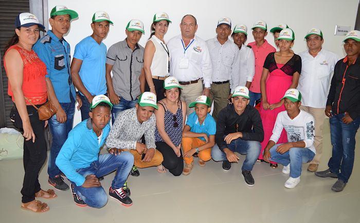 Estudiantes de Altos del Rosario visitan por primera vez Cartagena - El Universal - Colombia