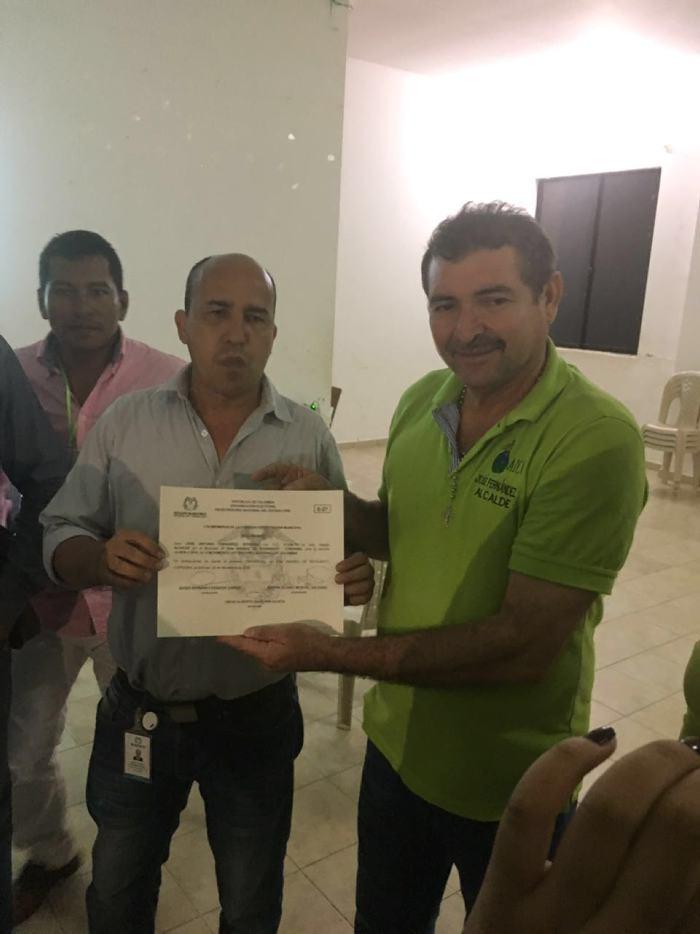 José Fernández ganó elecciones atípicas en San Andrés de ... - El Universal - Colombia