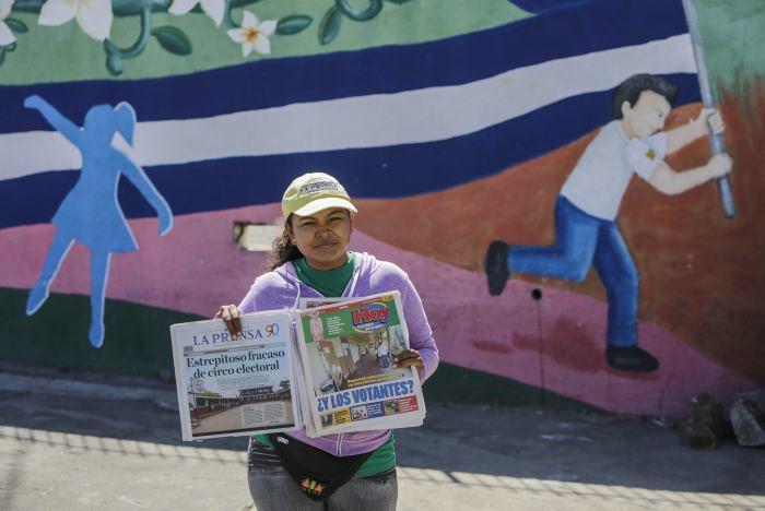 El FMLN saluda triunfo de Daniel Ortega en Nicaragua