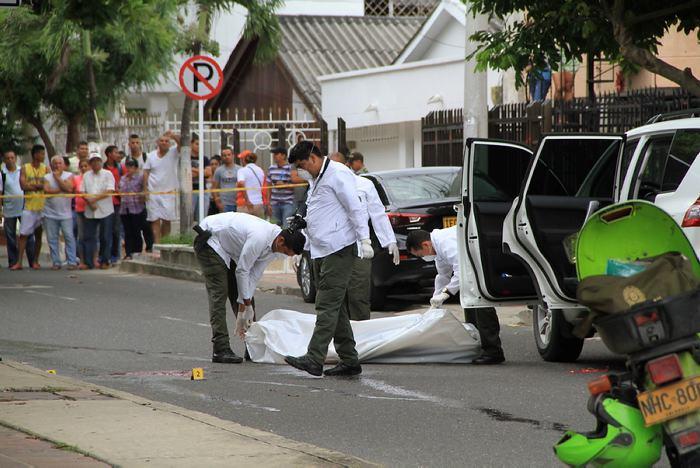 Resultado de imagen de robos y asesinatos en barranquilla