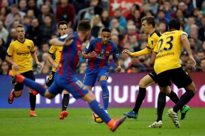 Messi es baja de último momento en Barcelona