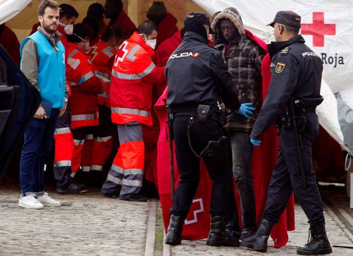 Reportan una fallecida por inundaciones en Málaga