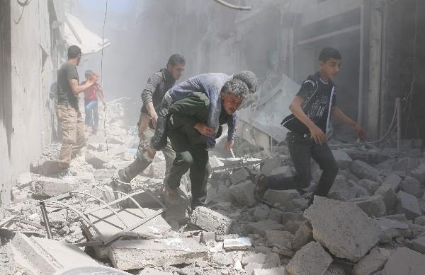 Rusia negocia con rebeles sirios para atenuar la crisis