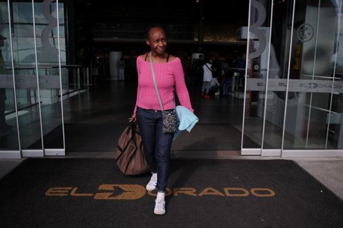 Expulsarán a mujer estadounidense que vive en ElDorado
