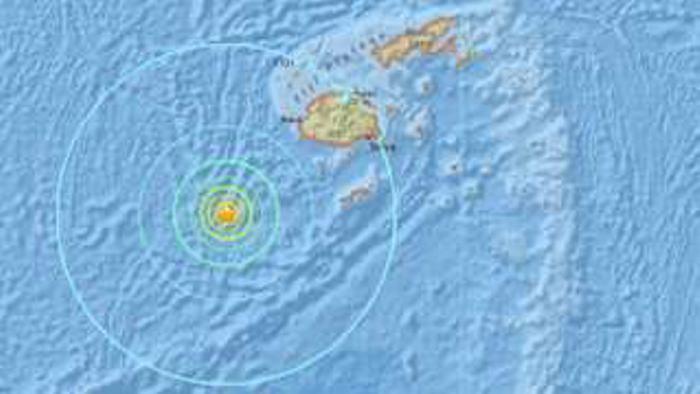 Terremoto en las islas Fiji no genera alerta de Tsunami para Ecuador