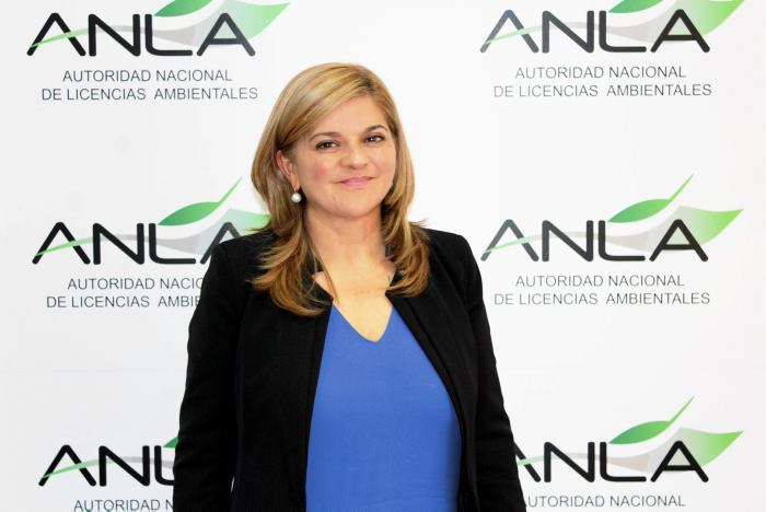Resultado de imagen para Claudia Victoria González Hernández, directora de la Anla