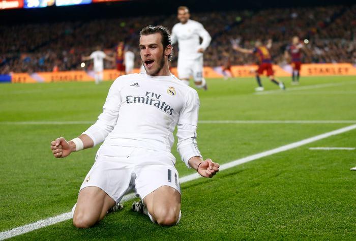Gareth Bale retorna a los entrenamientos del Real Madrid