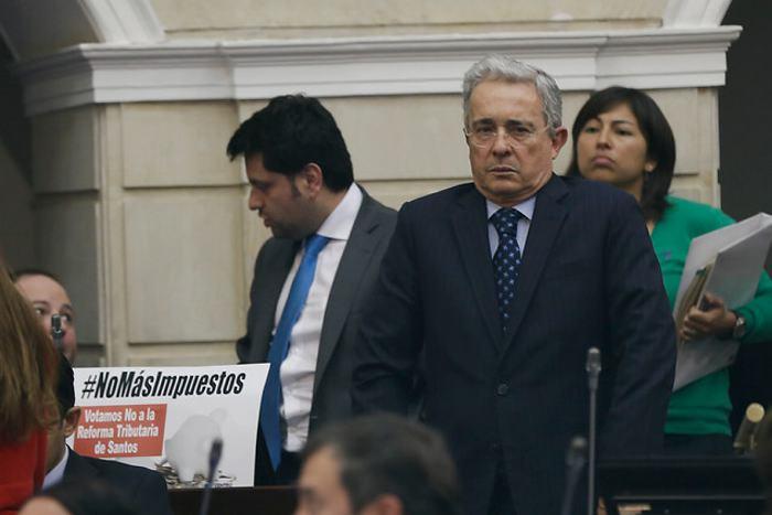 El expresidente Álvaro Uribe Vélez, será operado de la próstata en Medellín