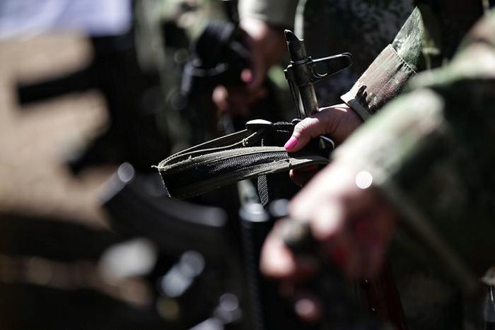 Ejército confirma desmovilización de alias 'Alexander Mojoso', de las Farc