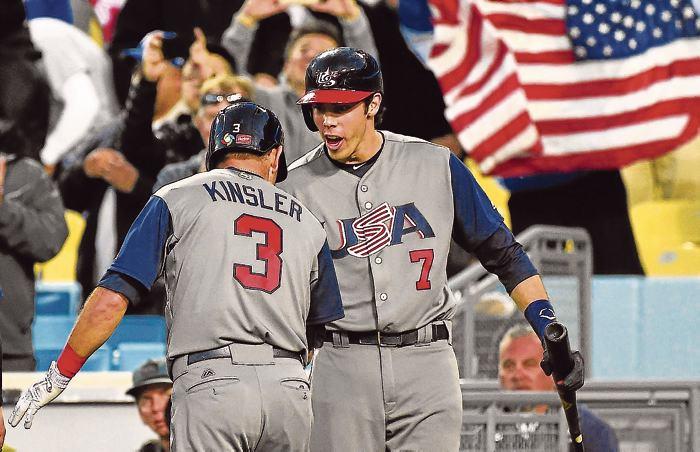 Estados Unidos se lleva el Clásico Mundial de Beisbol
