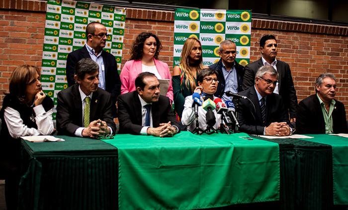Alianza Verde impedida para postular candidatos al Concejo en 2019
