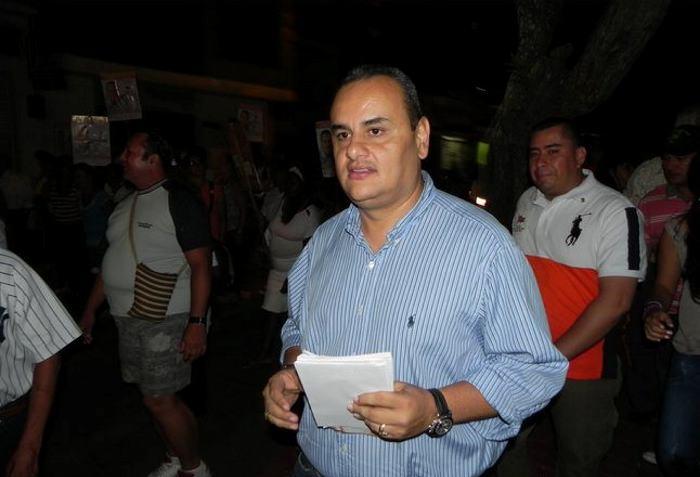 Capturan a presunto asesino de excongresista Moisés Orozco