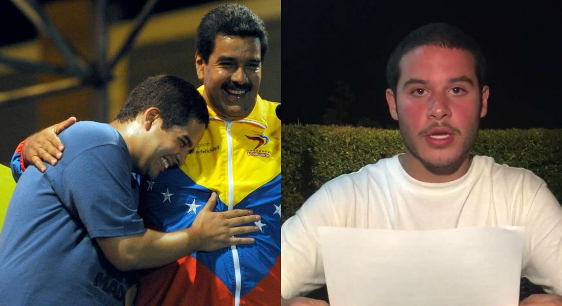 Venezuela: Hijo del Defensor del Pueblo pide a su padre conciencia