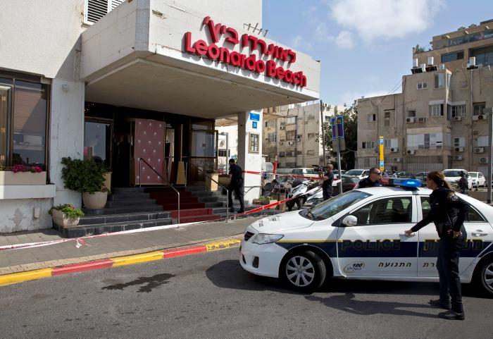 Palestino hiere con un cuchillo a tres israelíes en Tel Aviv