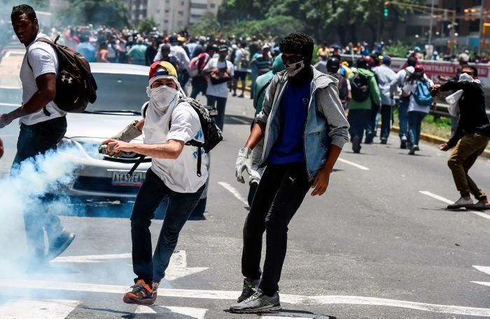 OEA declara que en Venezuela hay una