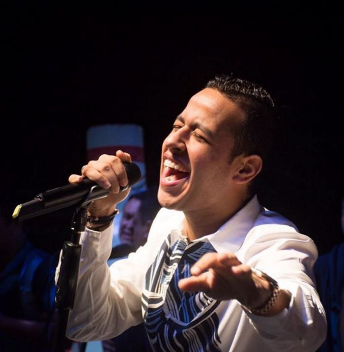 Martin Elias Diaz Acosta Valledupar  Of June Of  Of April Of   Better Known As El Gran Martin Elias Was A Singer Of